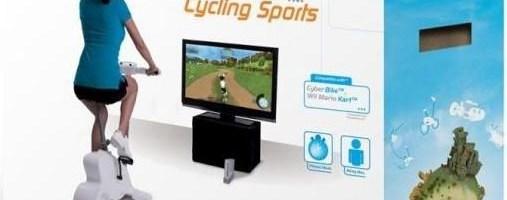 Ciclistii Wii
