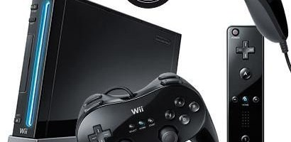 Wii negru si pentru Europa