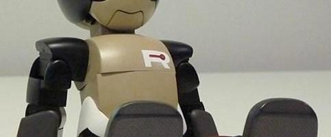 ROPID, un robotel aproape uman