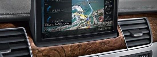 Audi are navigatie noua
