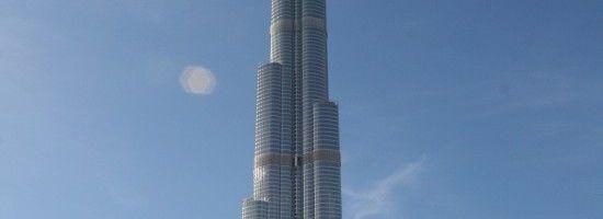 Dubai are cea mai inalta cladire
