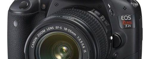 Canon lanseaza EOS Rebel T2i D-SLR