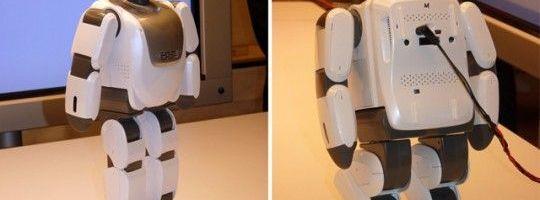 Robotel propulsat de Intel Atom