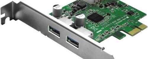 Interfata USB 3.0 de la Green House