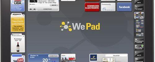 WePad ar putea intrece iPad-ul