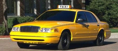 Doar taxiuri hibride in New York