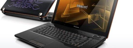 Primul notebook 3D Lenovo