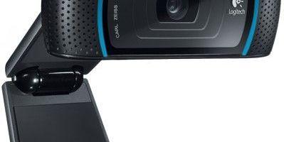 Logitech are noi webcam-uri