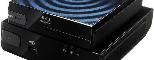 Blu-Ray player modular