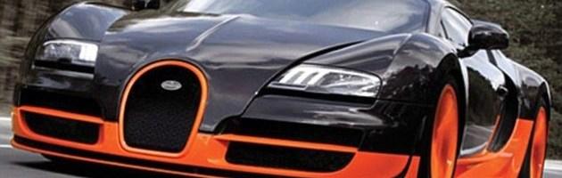 Veyron Super Sport a atins 431 Km/h