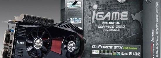 Cel mai rapid GTX 460