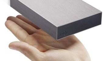 Cele mai mici HDD-uri pe USB 3.0