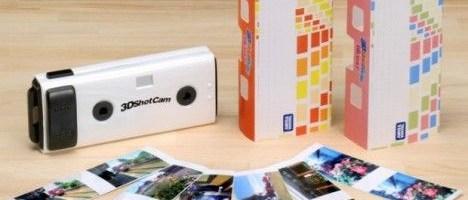 Camera foto 3D pentru copii