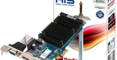 HD 5450 pe PCI-E 1x