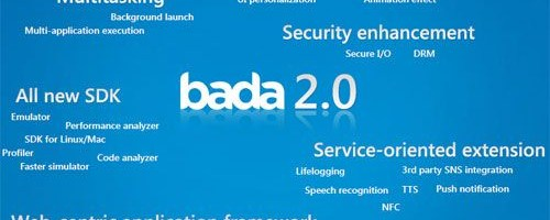 Samsung prezinta Bada 2.0