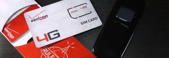 LG VL600 USB LTE modem review