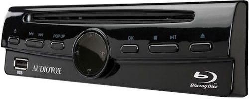 Primul Blu-Ray auto de la Audiovox