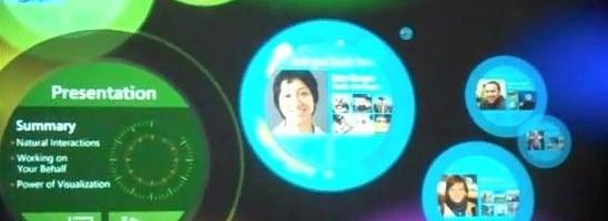 Microsoft pregateste o interfata noua