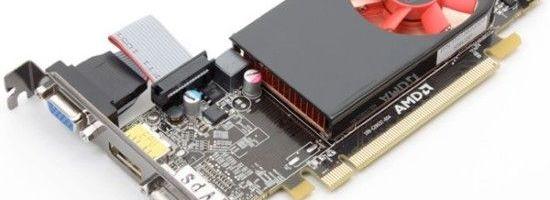 AMD lanseaza Radeon HD 6450