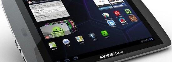 Si Archos are tablet PC-uri noi