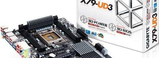 Overclocking pe Gigabyte X79-UD3