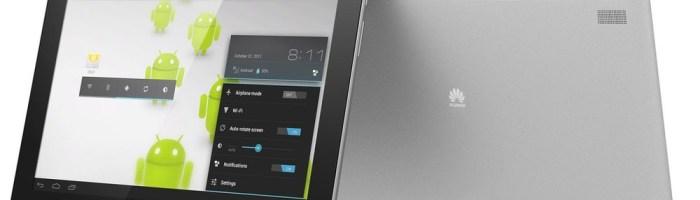 MWC: Huawei MediaPad 10 FHD