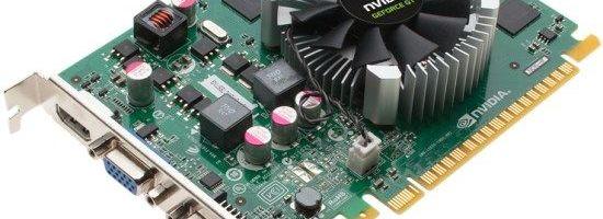 GeForce 600 desktop low end