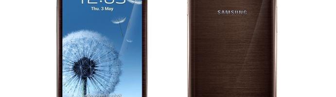 Samsung Galaxy S III: 4 culori noi
