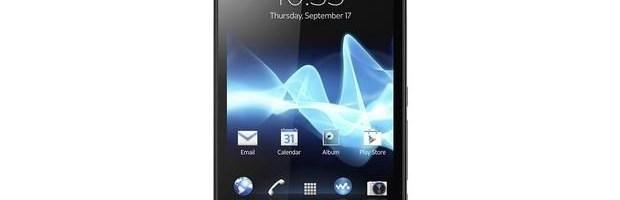 IFA 2012: Sony Xperia J