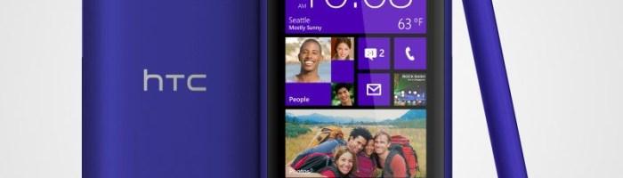 HTC Windows Phone 8S si 8X