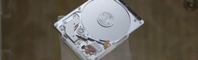 A-Drive, un hard disk hibrid