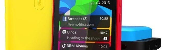 Nokia a anuntat Asha 501