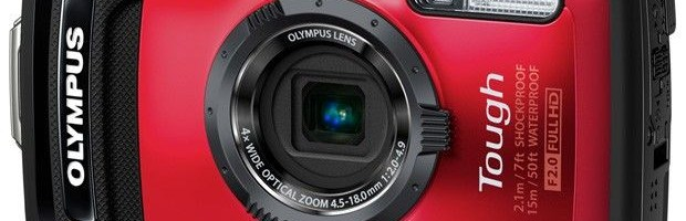 Review Olympus TG-2