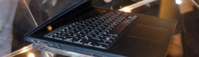 Computex 2013: Asus Zenbook Infinity