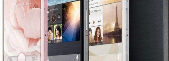 Huawei Ascend P6 a fost prezentat