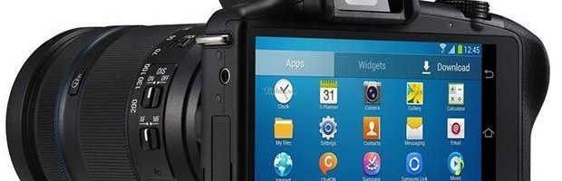 Galaxy Camera 2 in imagini de presa