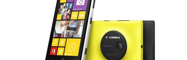 Nokia Lumia 1020: o super camera foto intr-un smartphone
