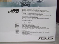 ASUS N Series Haswell Specifications