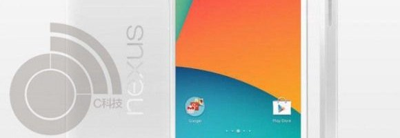 Google Nexus 5: varianta alba, lansare 28 octombrie