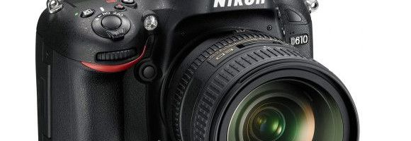 Nikon D610 a fost lansat