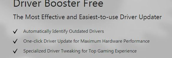 Driver Booster: iti tine driverele la zi