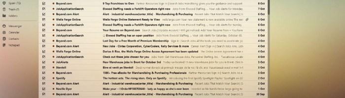 Yahoo! Mail: poate fi citit din GMail, design nou