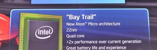 Intel se apuca de procesoare pe 64 bits pentru tablete