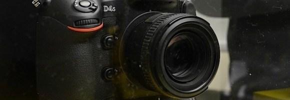 CES 2014: Nikon a anuntat D4S