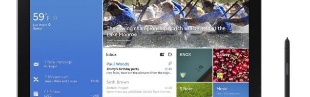 CES 2014: Samsung a lansat Note Pro 12.2