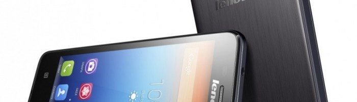 MWC 2014: Lenovo lanseaza smartphone-uri interesante