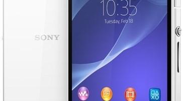MWC 2014: Sony lanseaza Xperia Z2