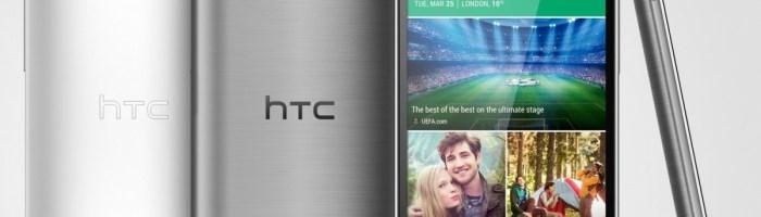 HTC a lansat One M8