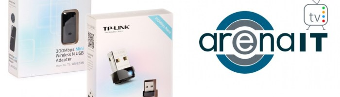Review adaptoare wireless USB de la TP-Link (TL-WN823N si TL-WN725N)