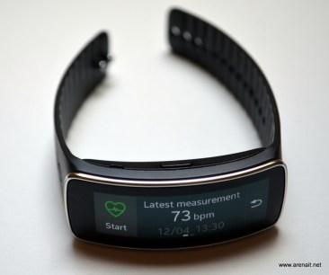 Samsung Gear Fit 8